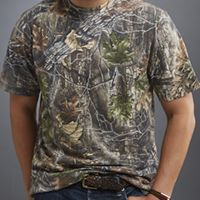 Men's Lynch Traditions Camo T-Shirt Thumbnail