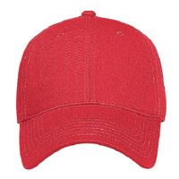 OTTO UV Protections Superior Cotton Twill Six Panel Low Profile Baseball Cap Thumbnail