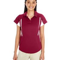 Ladies' Avenger Short-Sleeve Polo Thumbnail