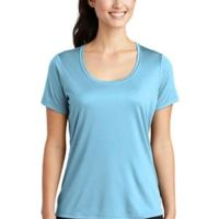® Ladies Posi UV ™ Pro Scoop Neck Tee Thumbnail