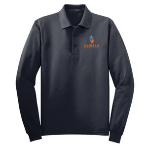 CAS Long Sleeve Polo Thumbnail