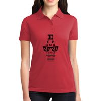 Ladies 5 in 1 Performance Pique Polo Thumbnail